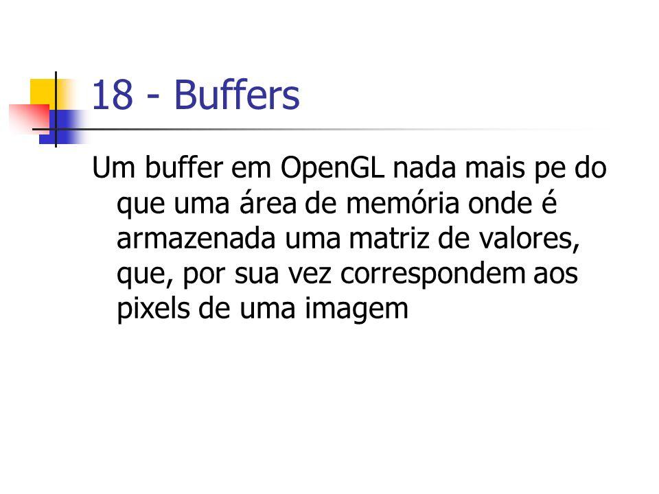 18 - Buffers