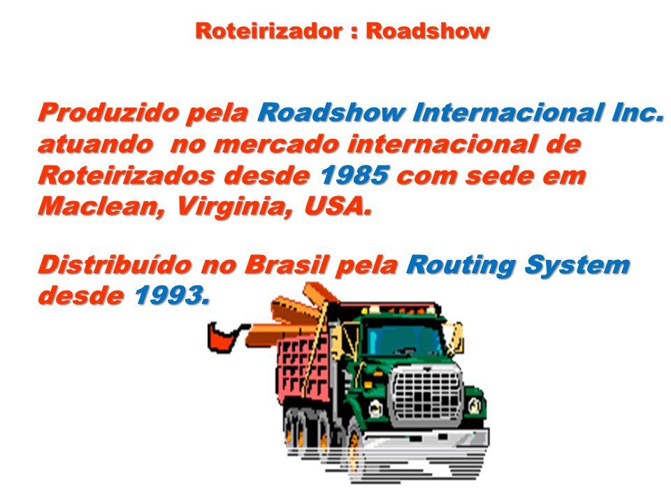 Produzido pela Roadshow Internacional Inc.