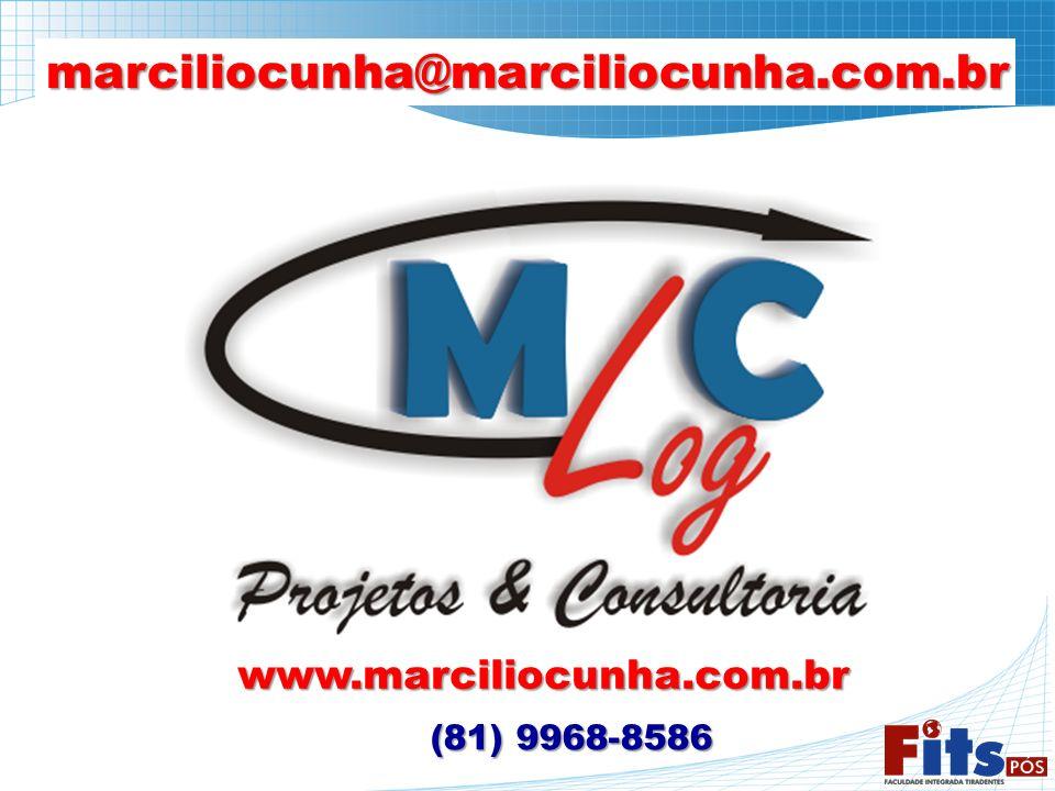 marciliocunha@marciliocunha.com.br www.marciliocunha.com.br
