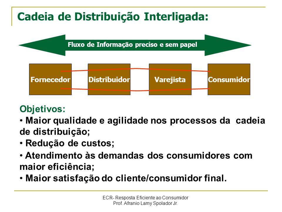 Cadeia de Distribuição Interligada: