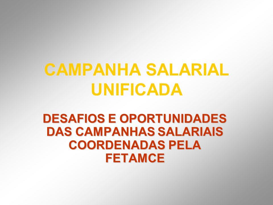 CAMPANHA SALARIAL UNIFICADA