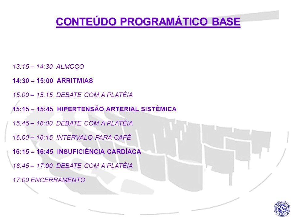 CONTEÚDO PROGRAMÁTICO BASE
