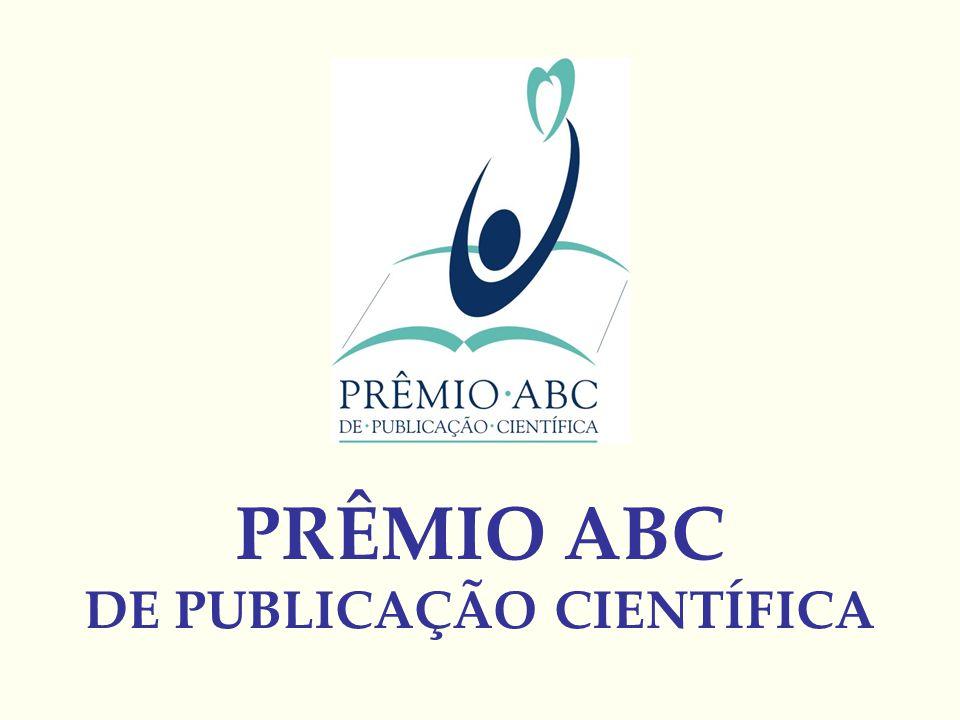 DE PUBLICAÇÃO CIENTÍFICA