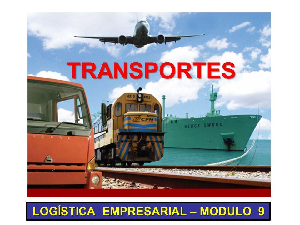 TRANSPORTES LOGÍSTICA EMPRESARIAL – MODULO 9