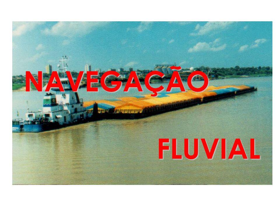 NAVEGAÇÃO FLUVIAL