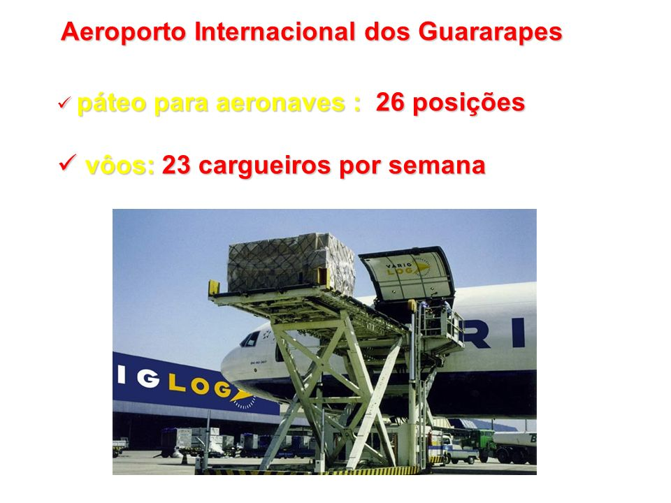 Aeroporto Internacional dos Guararapes