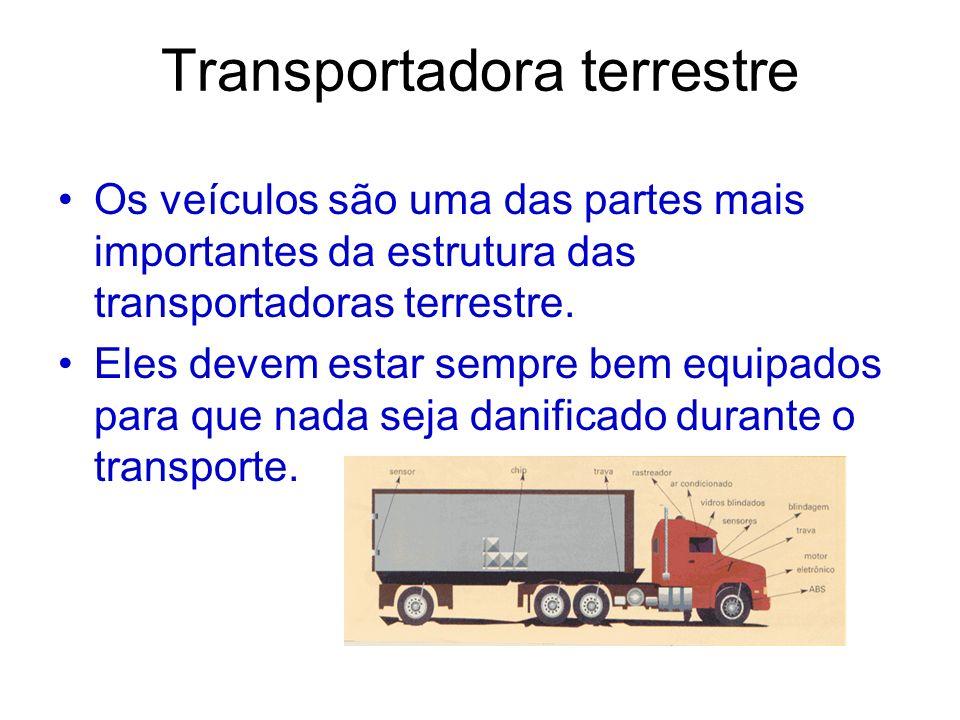 Transportadora terrestre