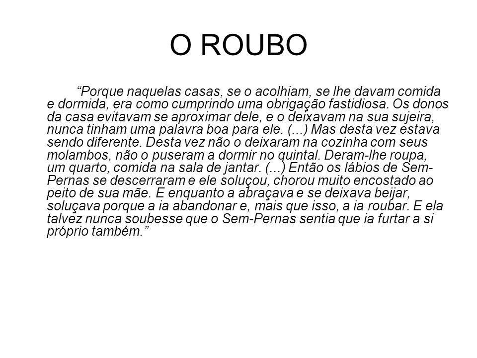 O ROUBO