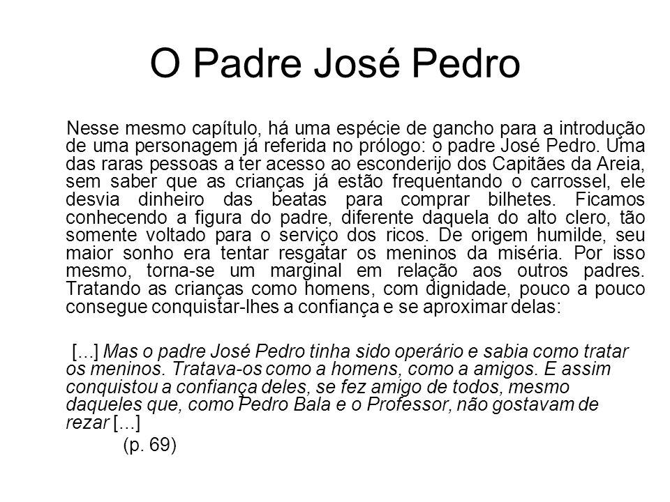 O Padre José Pedro