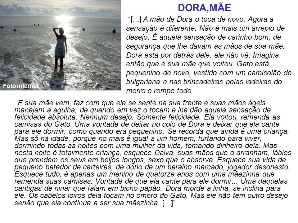 DORA,MÃE