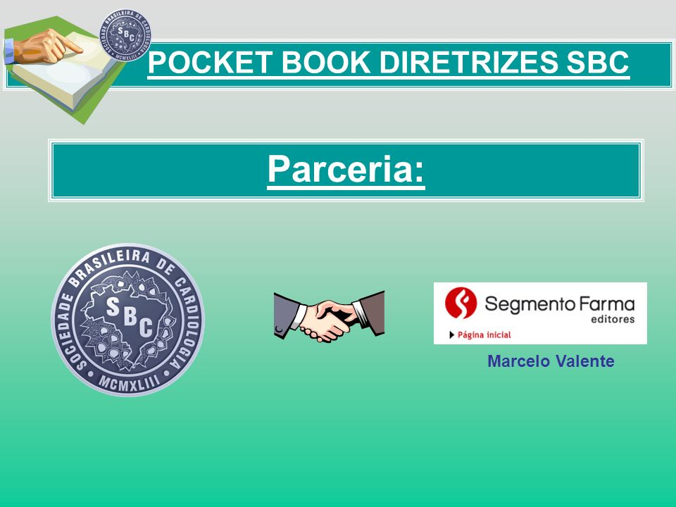POCKET BOOK DIRETRIZES SBC