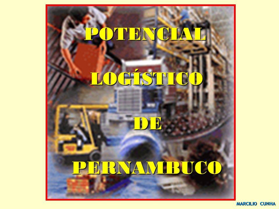 POTENCIAL LOGÍSTICO DE PERNAMBUCO MARCILIO CUNHA