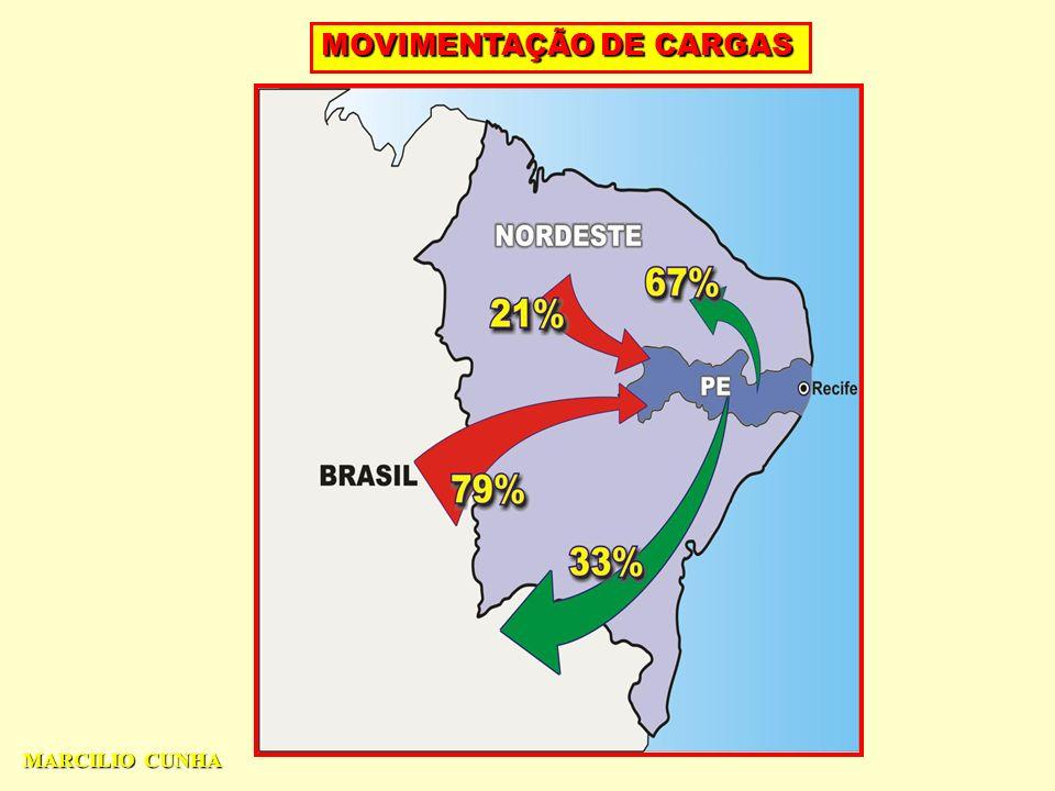 MOVIMENTAÇÃO DE CARGAS