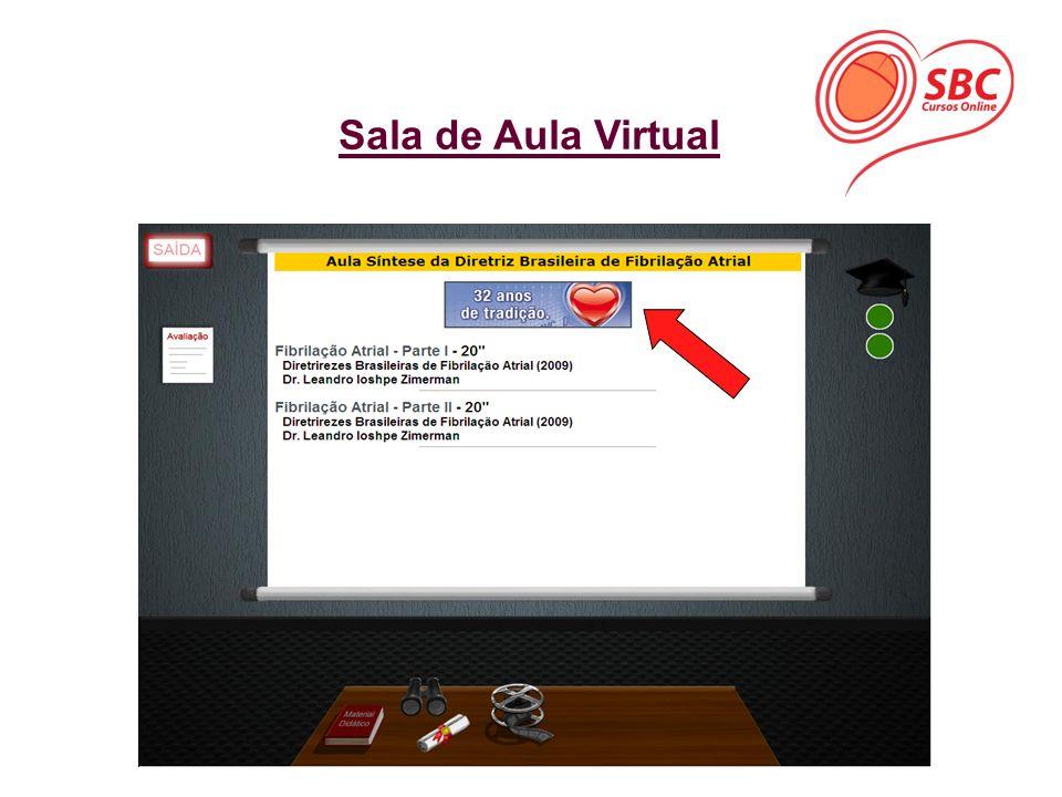 Sala de Aula Virtual