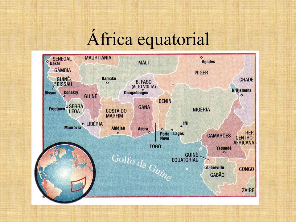 África equatorial