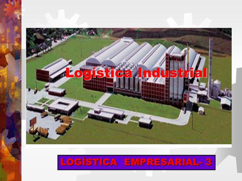 Logística Industrial LOGÍSTICA EMPRESARIAL- 3