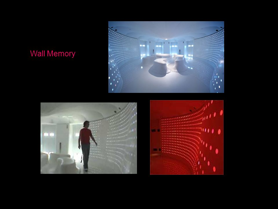 Wall Memory