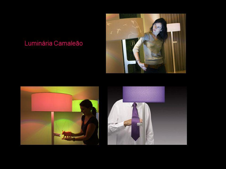 Luminária Camaleão