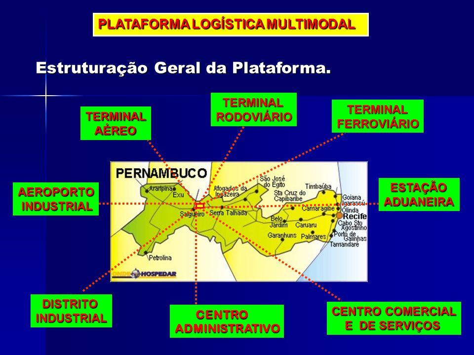 Estruturação Geral da Plataforma.