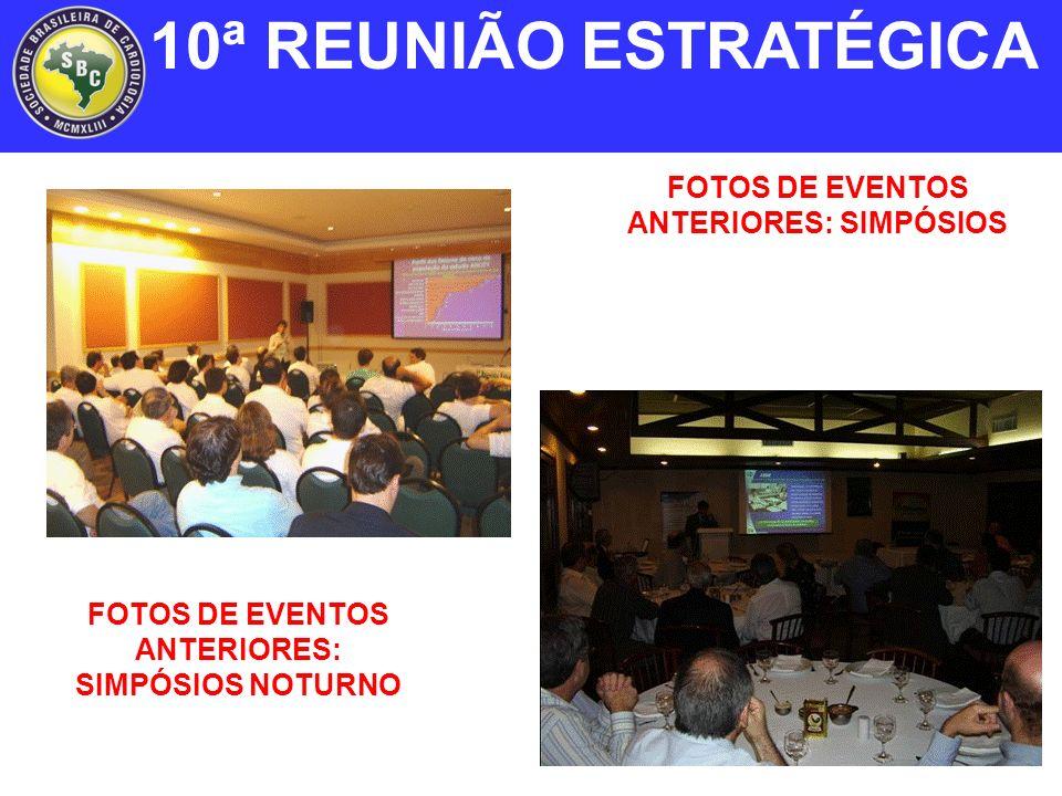 FOTOS DE EVENTOS ANTERIORES: SIMPÓSIOS FOTOS DE EVENTOS ANTERIORES:
