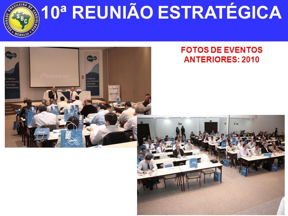 FOTOS DE EVENTOS ANTERIORES: 2010