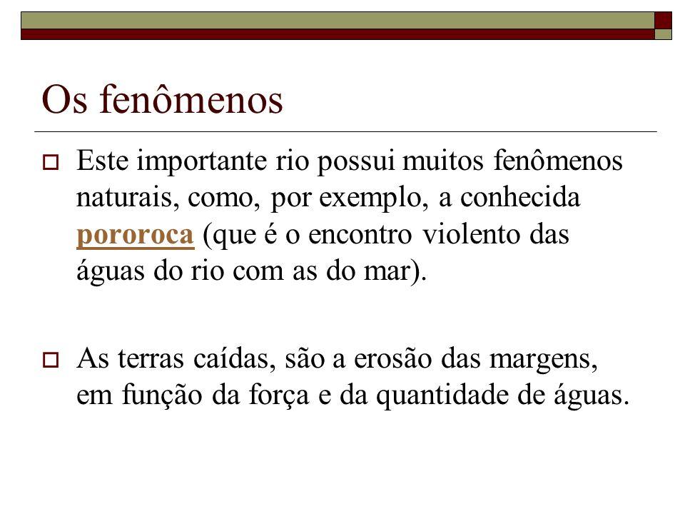 Os fenômenos