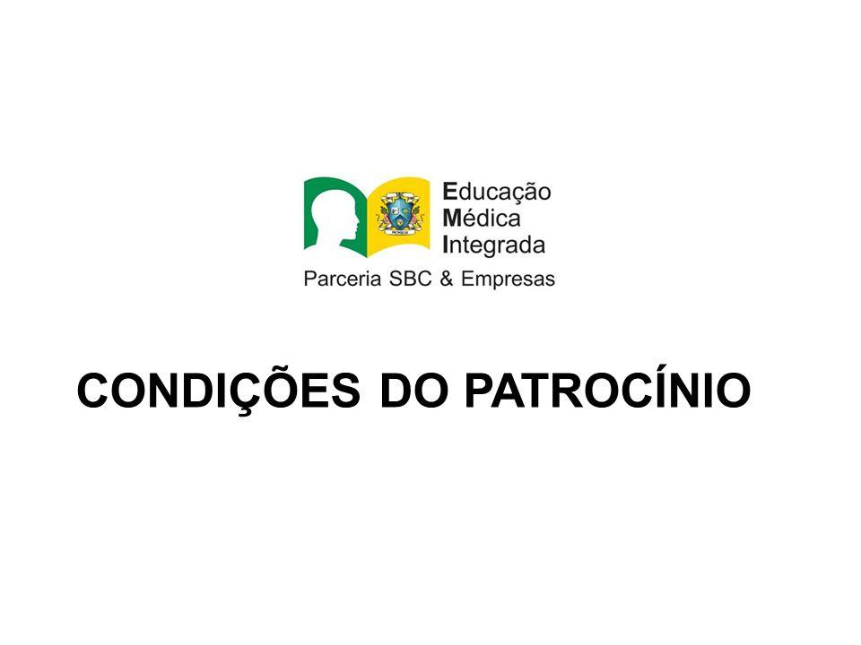 CONDIÇÕES DO PATROCÍNIO