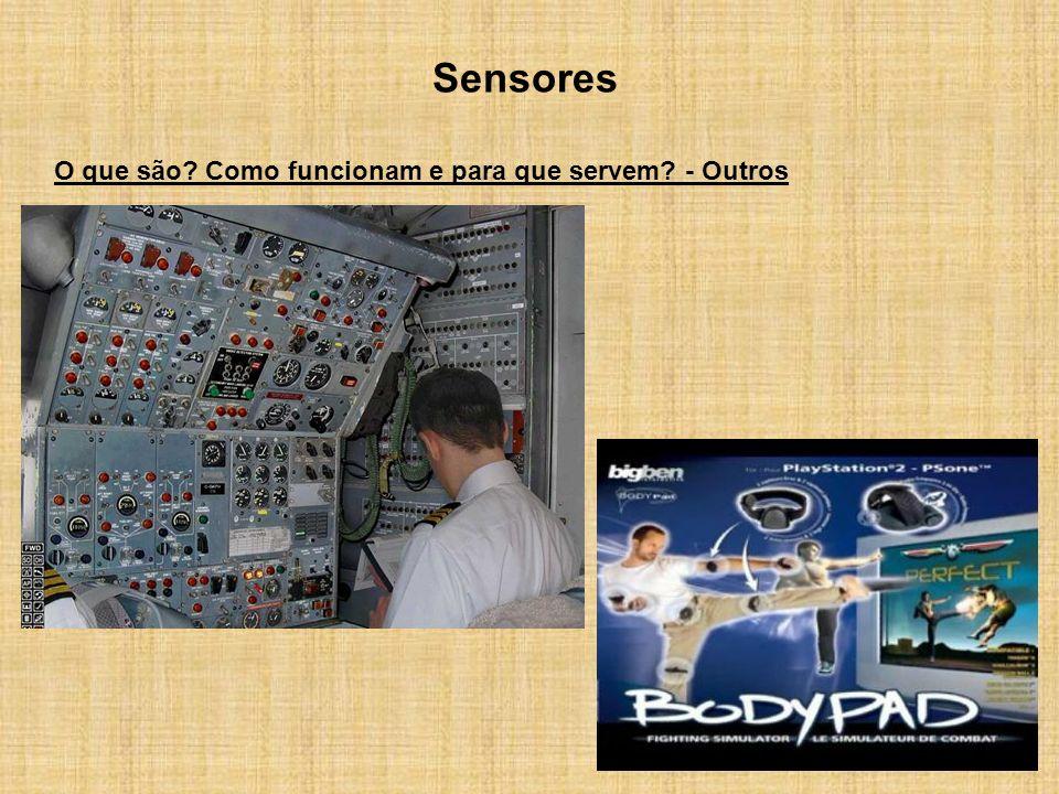 Sensores O que são Como funcionam e para que servem - Outros