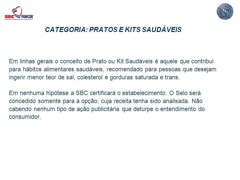 CATEGORIA: PRATOS E KITS SAUDÁVEIS