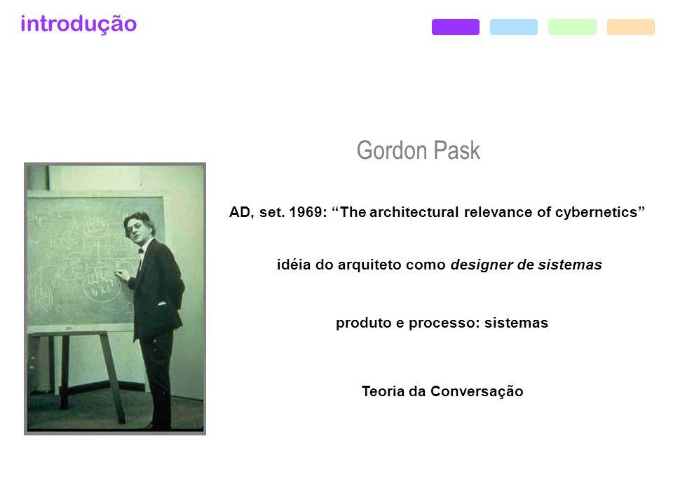 Gordon Pask introdução