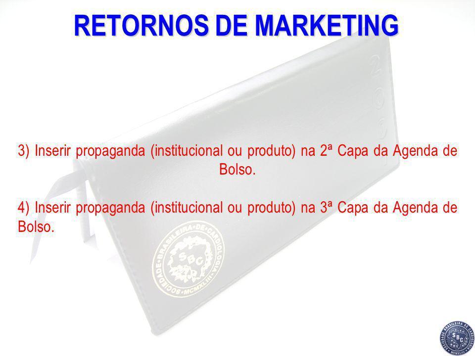 RETORNOS DE MARKETING