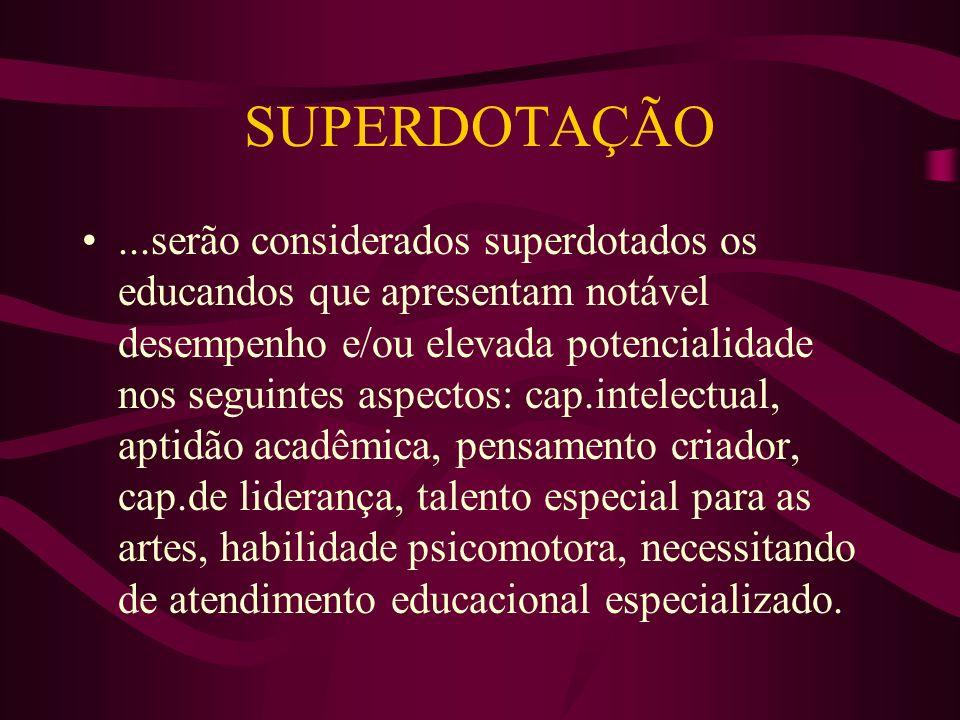 SUPERDOTAÇÃO