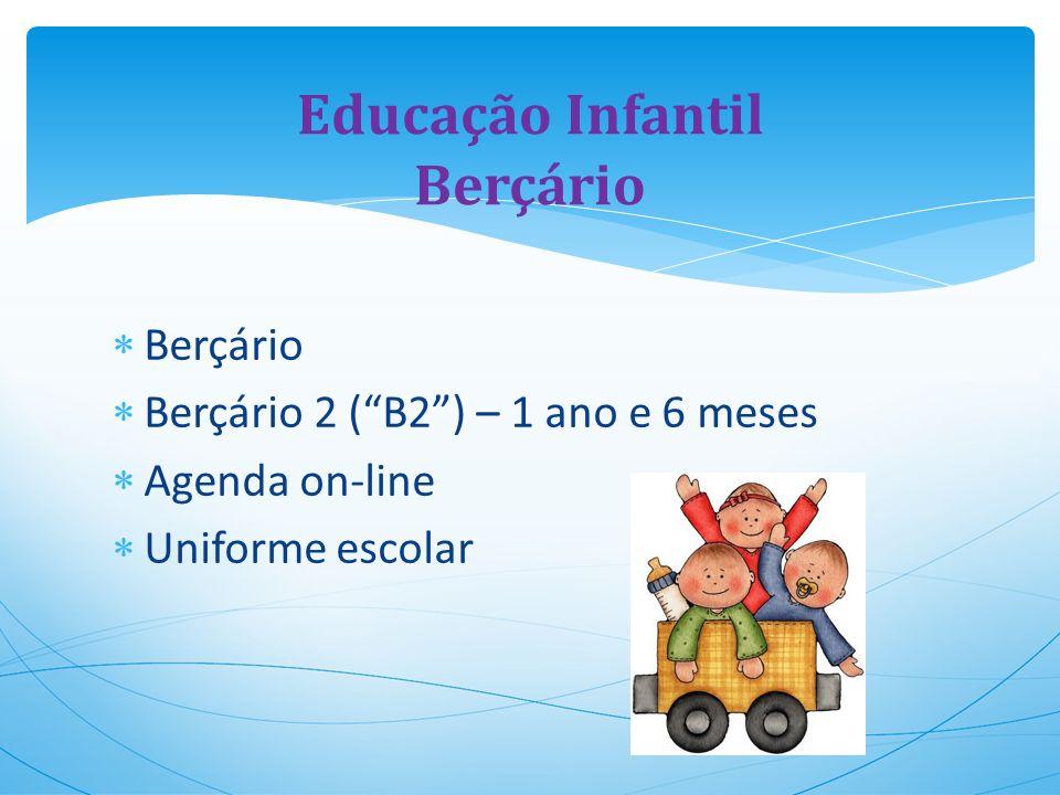 Educação Infantil Berçário