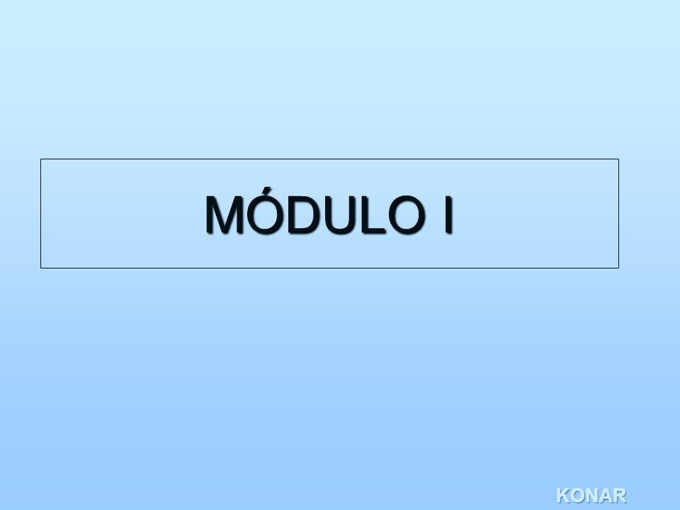 MÓDULO I KONAR