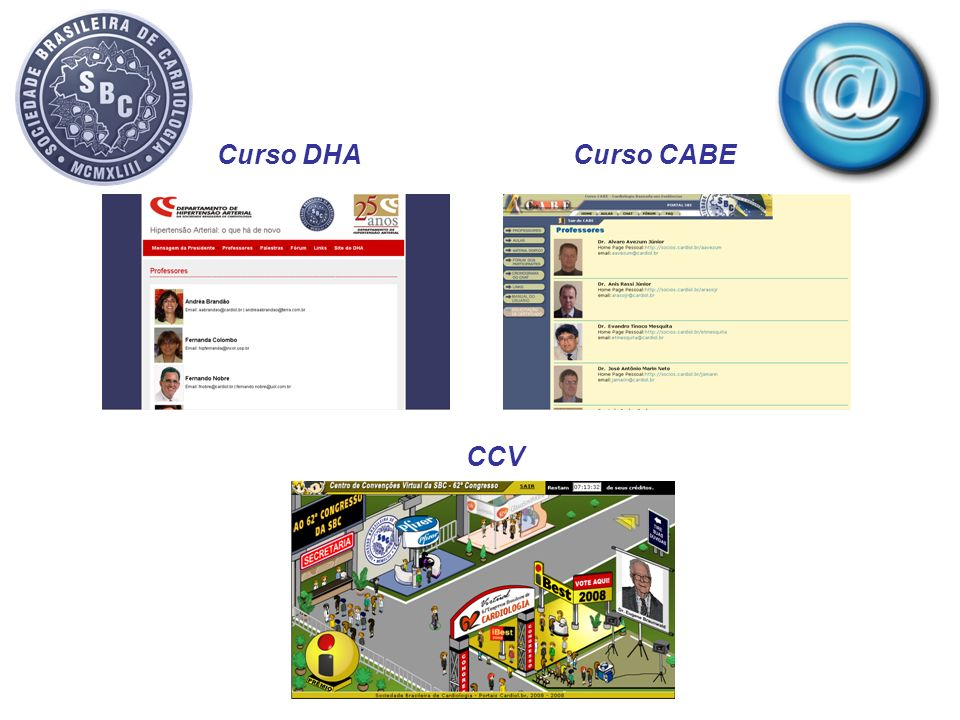 Curso DHA Curso CABE CCV