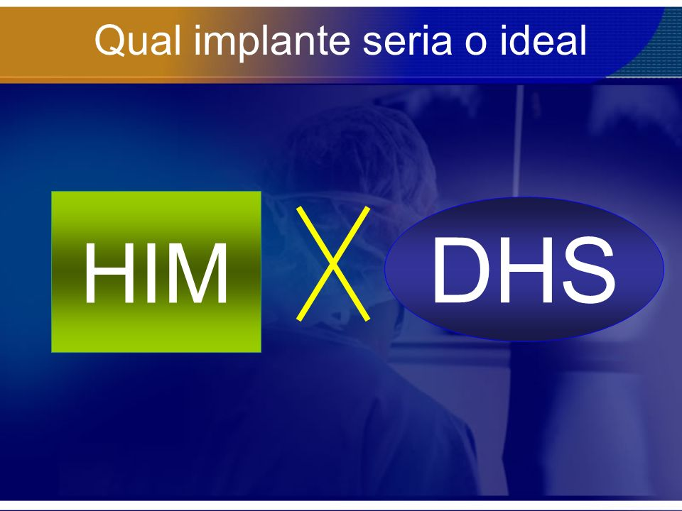 Qual implante seria o ideal