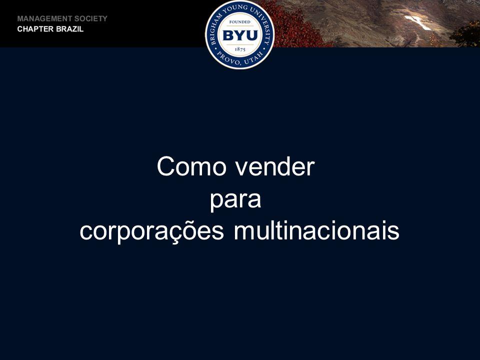 corporações multinacionais