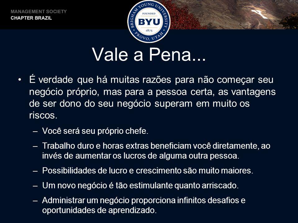 Vale a Pena...