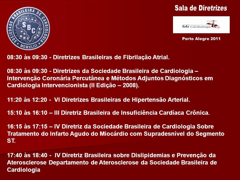 Sala de Diretrizes Porto Alegre 2011