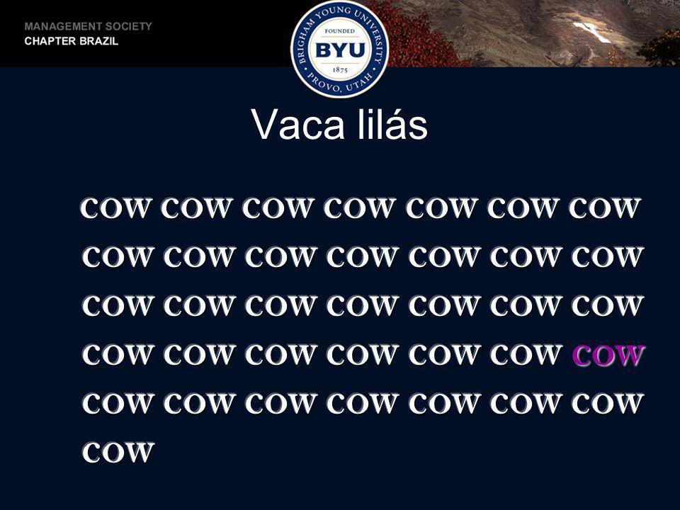 Vaca lilás
