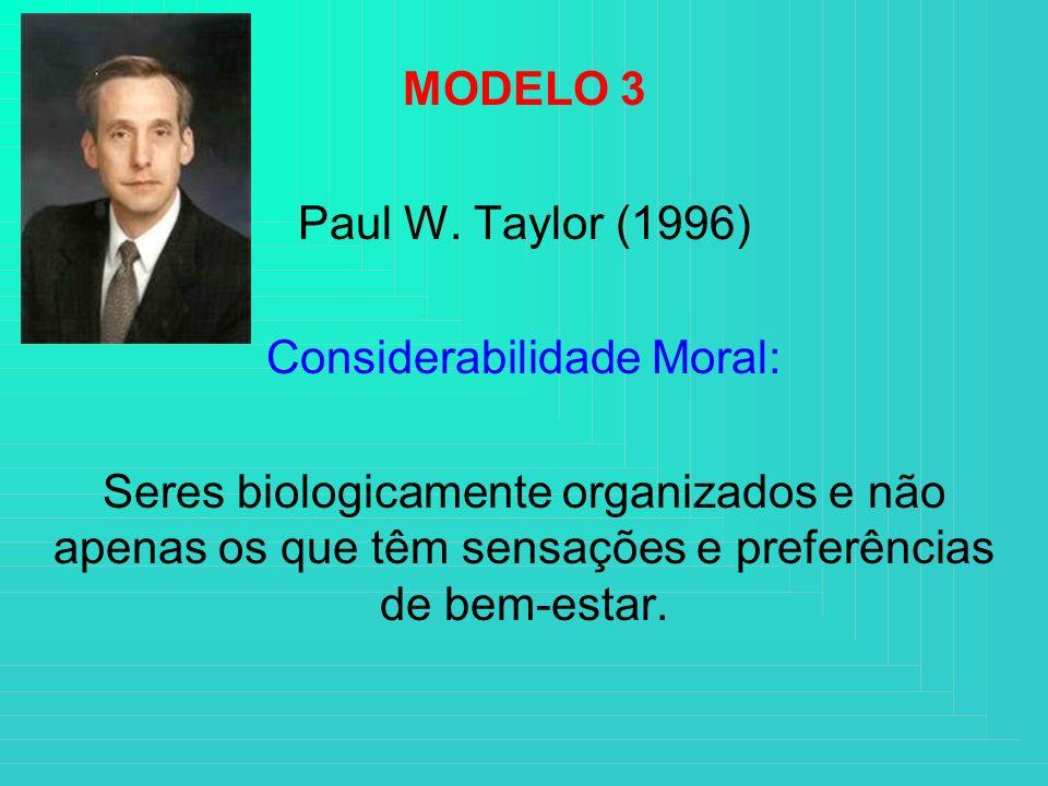 Considerabilidade Moral: