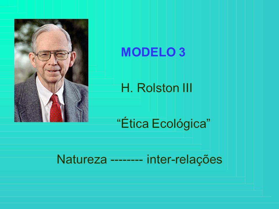 Natureza -------- inter-relações