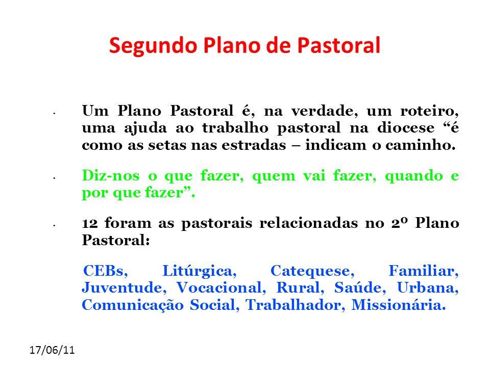 Segundo Plano de Pastoral