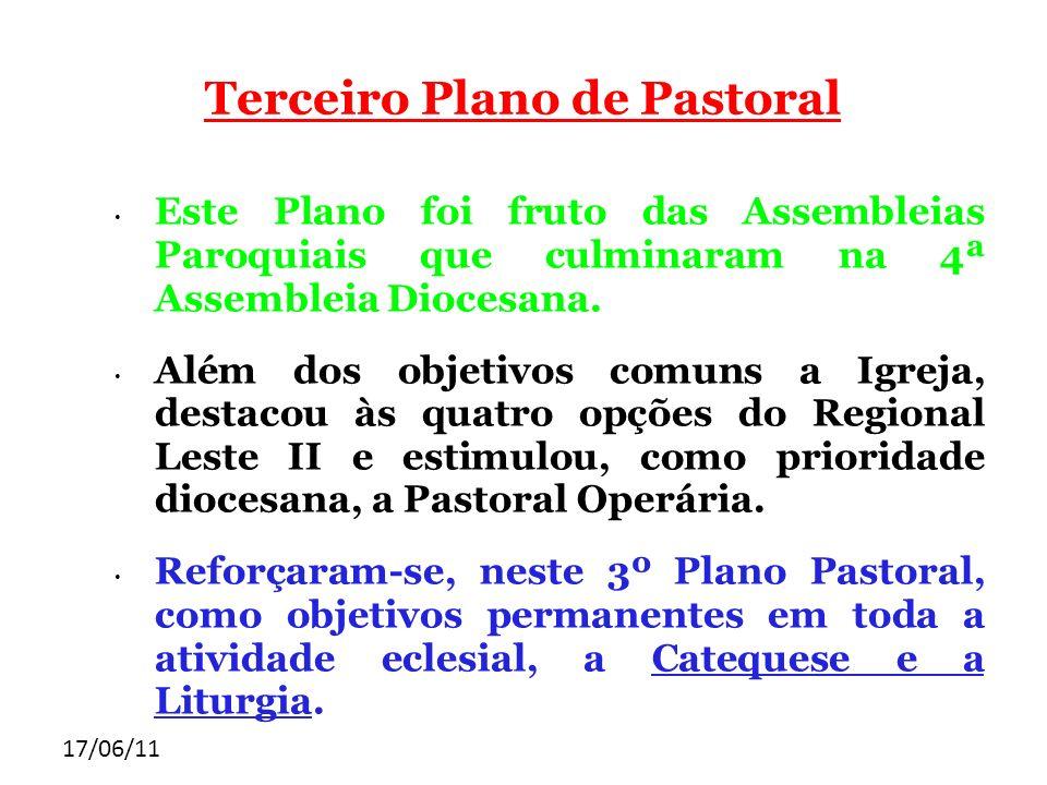 Terceiro Plano de Pastoral