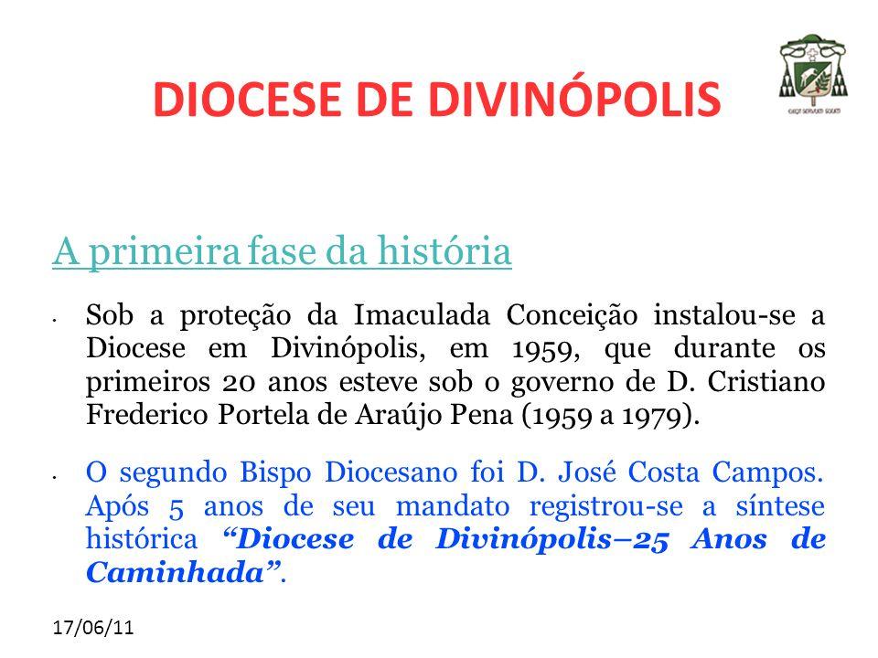 DIOCESE DE DIVINÓPOLIS