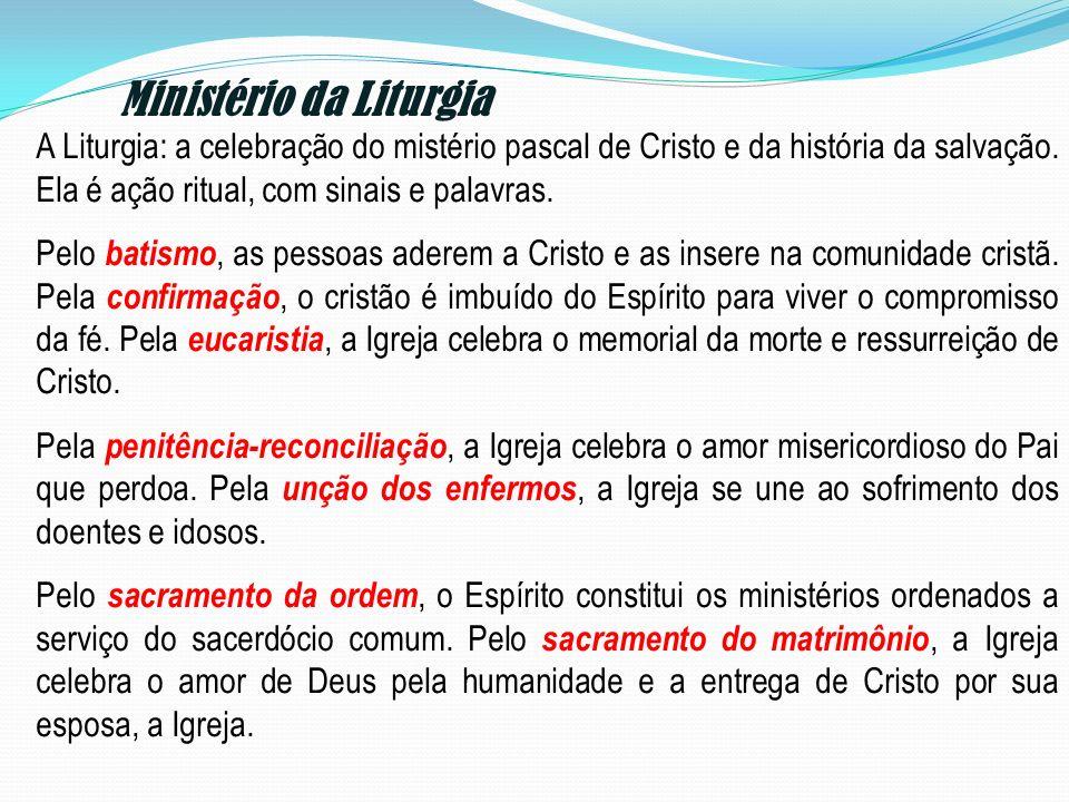 Ministério da Liturgia