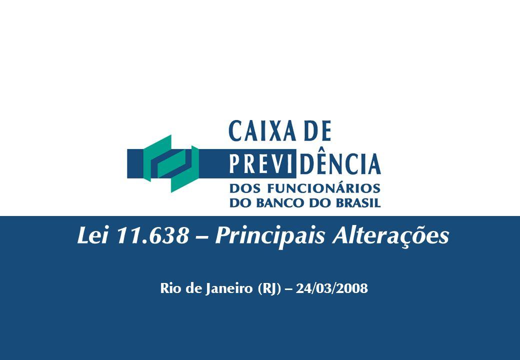 Lei 11.638 – Principais Alterações