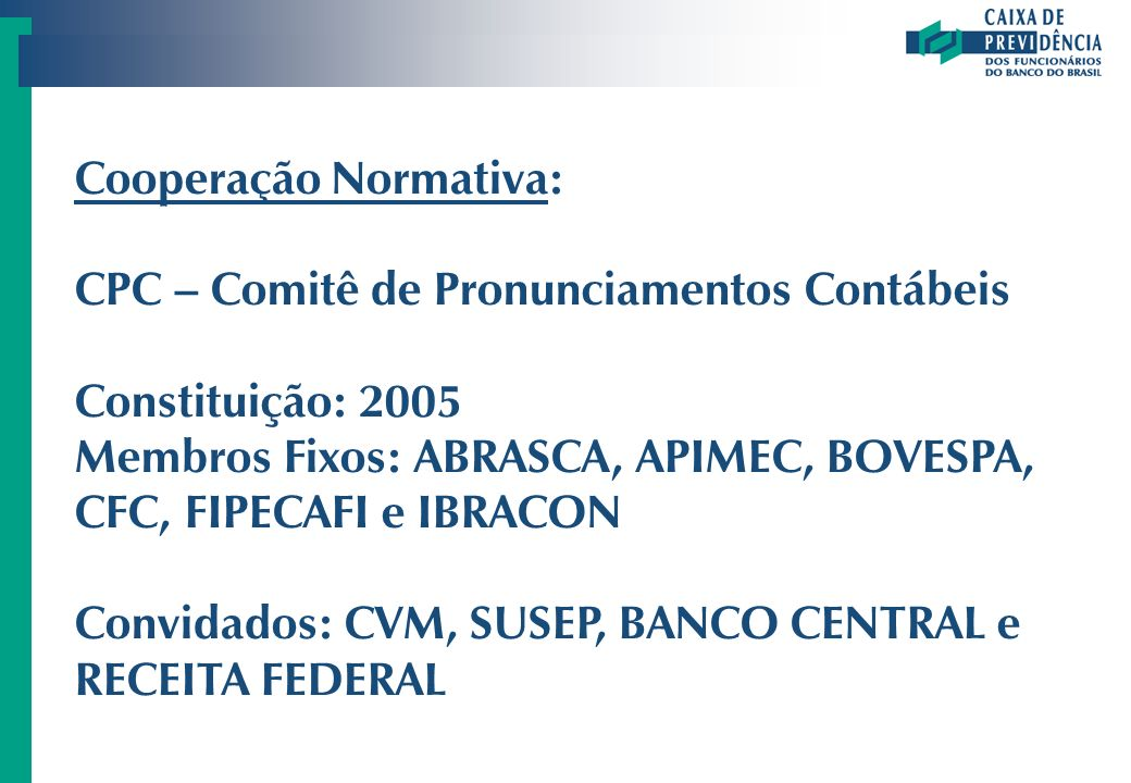 Cooperação Normativa: