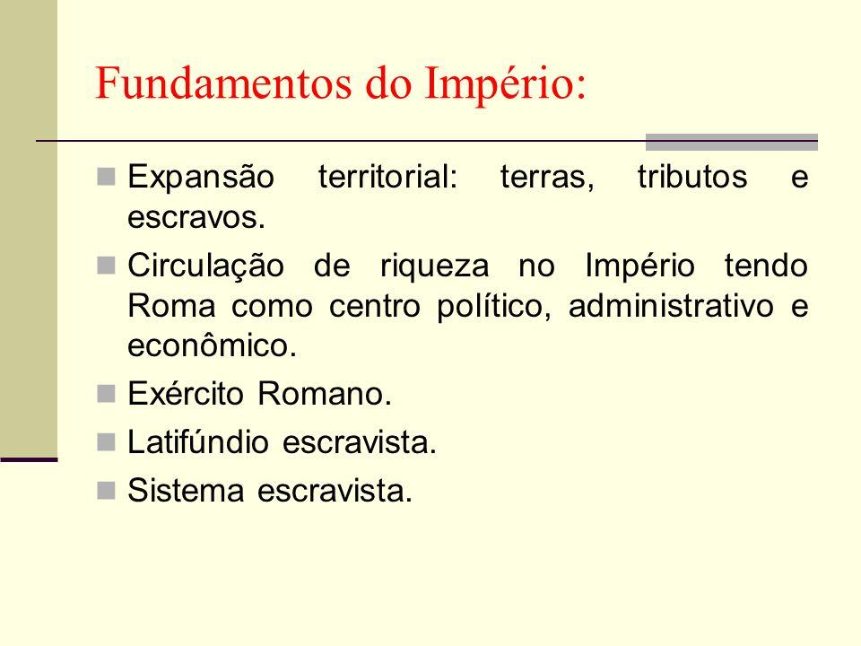 Fundamentos do Império: