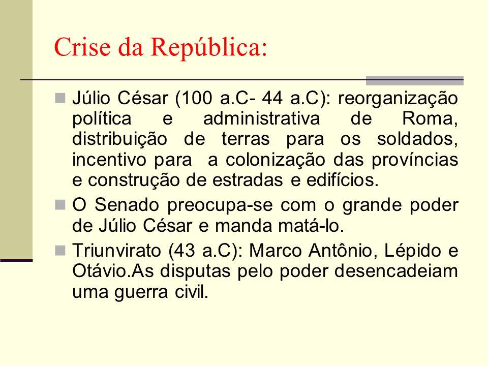 Crise da República: